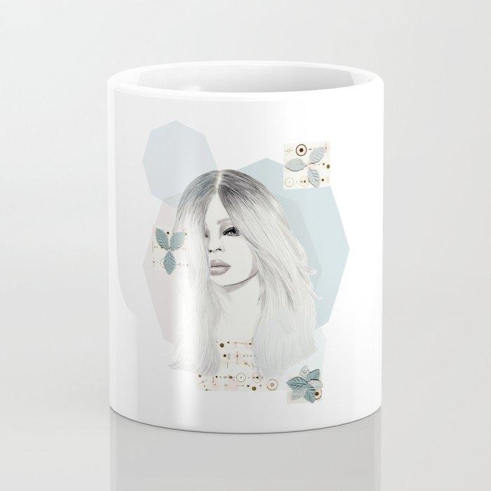 octagons Coffee Mug