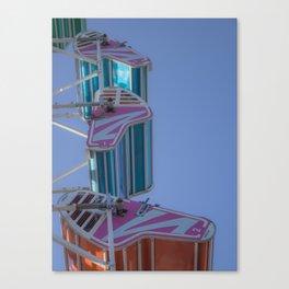 Fair Enough Canvas Print