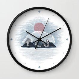 Nordic Tale Wall Clock