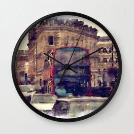 Southwark Scene - London England Wall Clock