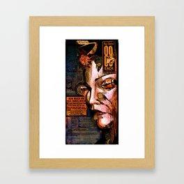88 cents Framed Art Print