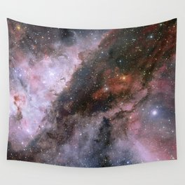 Eta Carinae Nebula - Space Art Wall Tapestry