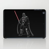 font iPad Cases featuring Font vader by Fabian Gonzalez