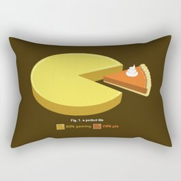 A Perfect Life Rectangular Pillow