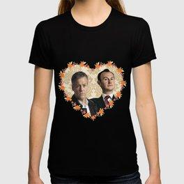 Hearted Mystrade T-shirt