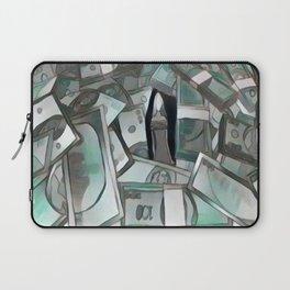 Counterfeit ice Laptop Sleeve