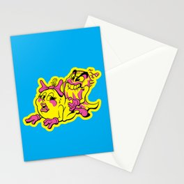 Ghost Lover Stationery Cards