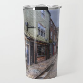The Shambles Street York Travel Mug
