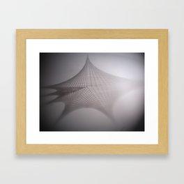 MA Framed Art Print