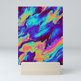 RIPTIDE Mini Art Print