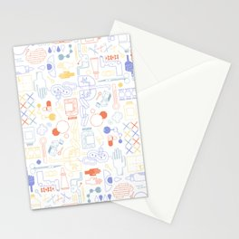 First Aid Kit Stationery Cards