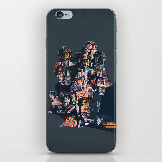 Rogue Squadron // Unsung Heroes of Star Wars iPhone & iPod Skin