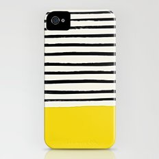 Sunshine x Stripes iPhone (4, 4s) Slim Case