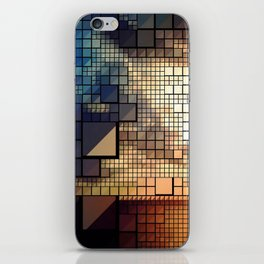 LuxD(uo)ei iPhone Skin