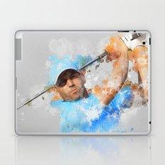 Sergio Garcia Laptop & iPad Skin