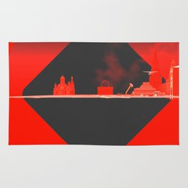 Squared:Situation Rug