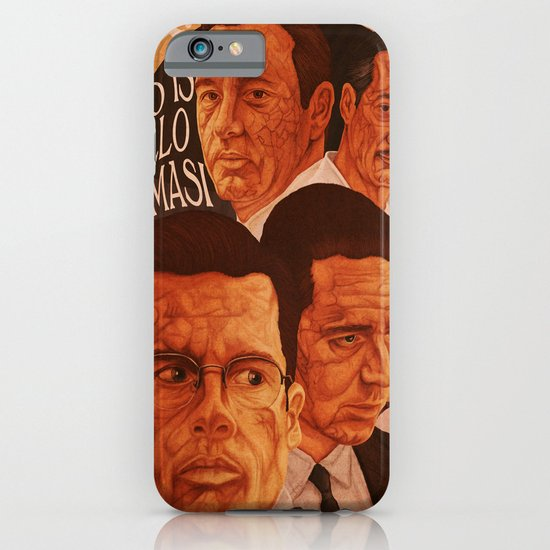 L.A Confidential iPhone & iPod Case