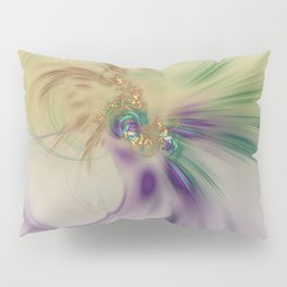 Fall Festive Fractal Pillow Sham