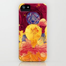 La Lumiere (Yellow) iPhone Case