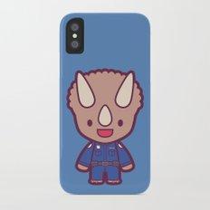 Dino Cop Slim Case iPhone X