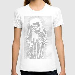 Harry Camera Gray T-shirt