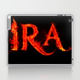 Ira ( anger ) Laptop & iPad Skin