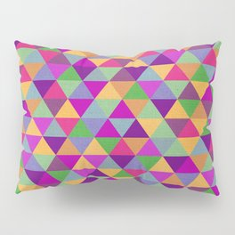 In Love with ▲ Pillow Sham