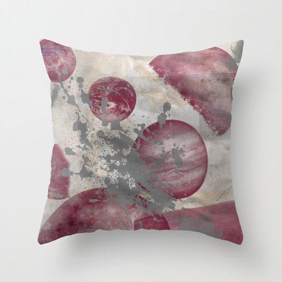 spaces Throw Pillow