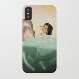 The Bath iPhone Case