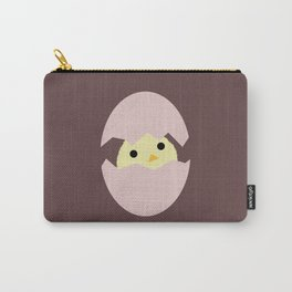 Egg chick Carry-All Pouch