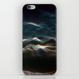Vertex Noisy Displacement iPhone Skin