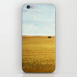 Missing Harvest iPhone Skin