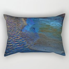 Afternoon reflection Rectangular Pillow