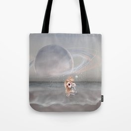 How did I get here, how can I go home. Tote Bag
