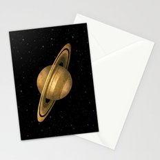 Saturn Stationery Cards
