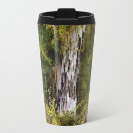 Fall Creek Landscape Travel Mug