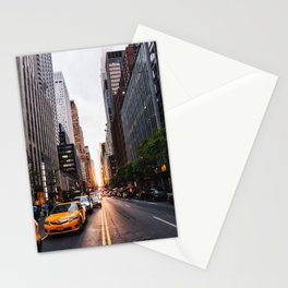 Manhattanhenge, 2018.05.30 Stationery Cards
