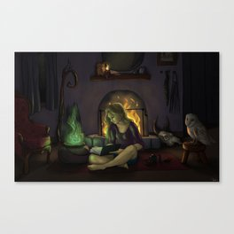 Feeling Witchy Canvas Print