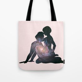Universe in everything Tote Bag