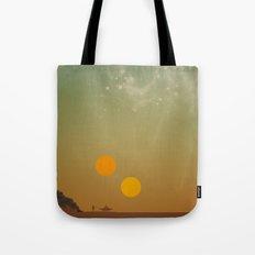 Binary Tragedy Tote Bag