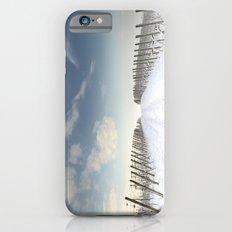 Vineyards in the snow Slim Case iPhone 6s