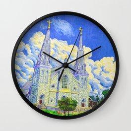 St Thomas of Villanova Chapel Wall Clock
