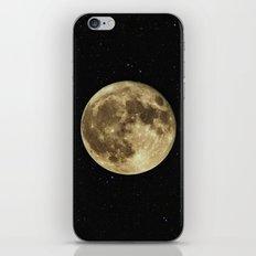 Moon and Stars iPhone & iPod Skin