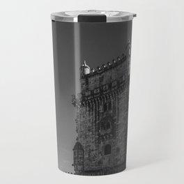The Belem Tower, in Lisbon, Portugal. Travel Mug