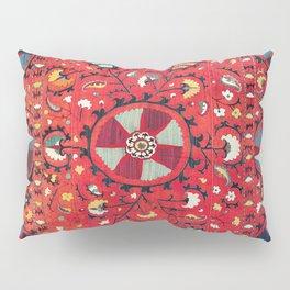Lakai Suzani Samarkand Uzbekistan Embroidery Print Pillow Sham