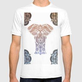 Decorative Elephant T-shirt