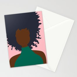 Thoughts of Pink Stationery Cards