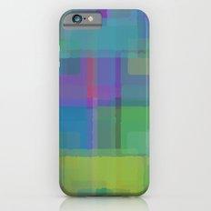 Squares#2 Slim Case iPhone 6s