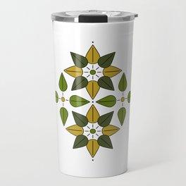 Aoba, Green Leaves Travel Mug