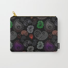 Paisleys, ornamental print Carry-All Pouch